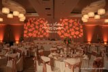 Faible prix 40W Indoor Logo éclaireur de sol Projecteur à LED pour Mariage Décoration murale