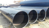 Ранг b стальной трубы ASTM A53 ERW, линия труба 10inch 12inch 14inch 16inch ERW 3lpe
