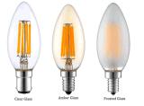 Bulbo del filamento del LED, bombilla de Edison, bulbo C35 del LED