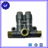 Divisor ajustable de la válvula del separador del distribuidor del petróleo para el sistema lubricante centralizado