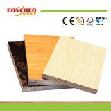 4*8 houten Korrel/de het Stevige Triplex van de Melamine van de Kleur/Raad van de Melamine voor Meubilair