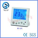 Einfacher Verbrauch-Digital-elektrische Fußboden-Heizungs-Temperatursteuereinheit (BS-103-D)