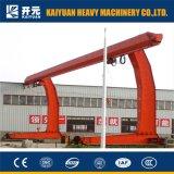 5 Tonnen-einzelner Träger-Portalkran mit elektrischer Hebevorrichtung