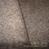 Laine de Cachemire décoratifs comme le tissu de polyester pour un canapé-couvre