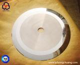 Lâmina de corte circular de tamanho grande para fita adesiva de corte