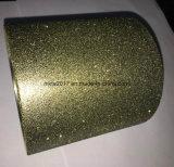 Колесо меля ролика диаманта высокого качества покрынное CBN