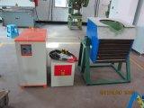 IGBT 100% de ciclo de inducción portátil pequeño horno de fundición de aluminio