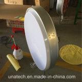 Lado Duplo oval de plástico de vácuo Semi-Outdoor Harley Outdoor LED Caixa de Luz