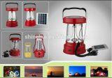 Lanterna di campeggio solare luminosa eccellente portatile di prezzi all'ingrosso 1W LED