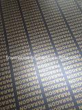 Film de qualité First-Class fait face à la construction de contreplaqué contreplaqué 6.5-25mm