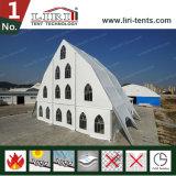 Structure réelle de tente de chapiteau d'église pour la prière réelle