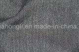 Hilado teñido, sola tela aplicada con brocha echada a un lado de T/R, 63%Polyester 33%Rayon 4%Spandex, 260GSM