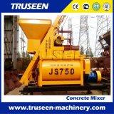 高品質Js750の電気具体的なミキサーの構築機械