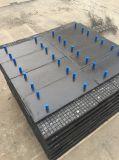 고품질 자동활송장치, 호퍼에서 사용되는 세라믹 착용 격판덮개