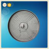 Ferro cinzento que molda a placa de aquecimento de placa quente