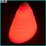 Wateproof 변화 LED 가벼운 코드가 없는 램프를 착색하십시오