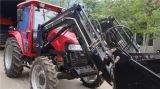 80HP tracteur chargeur frontal