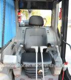 構築機械重い装置の油圧掘削機