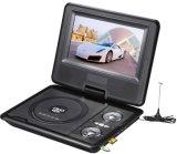 La navidad Gift-Mini reproductor de DVD con 7 pulgadas de pantalla
