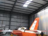 Centro di manutenzione di velivoli della struttura d'acciaio (KXD-SSB1297)