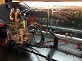 Tester diesel comandato da calcolatore automatico della pompa ad iniezione
