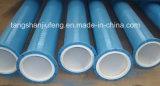 Tubo de acero de plástico Forro para transportar agua potable