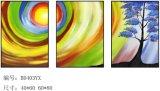 Het abstracte Schilderen van de Kunst van de Muur van het Canvas voor het Decor van het Huis