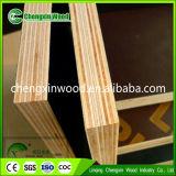 Waterdicht Triplex voor Beton die het Onder ogen gezien Triplex van 1220*2440mm Film van Fabriek Linyi vormen