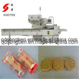 Alimentação doces automático e máquina de embalagem