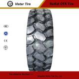 Радиальный колесного погрузчика и Грейдер OTR шины