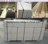 Madera contrachapada del LVL de la base del álamo del nivel del embalaje del grado de los muebles del precio bajo con el pegamento E2