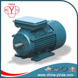 3/4 - 10 HP Tefc одна фаза алюминиевая рама электродвигателя