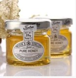 1oz (30ml 50ml) tarro de miel/ frascos hexagonal, la botella de cristal