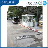 Approvisionnement sous des systèmes d'inspection de véhicule avec la fonction d'alarme