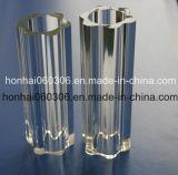 Perfil de vidrio pyrex varilla/tubo