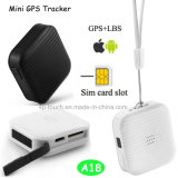 La dernière mis au point Lbs+GPS Dispositif de suivi en ligne pour les enfants (A18)