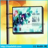 Indicador Energy-Saving da caixa leve da tela do diodo emissor de luz