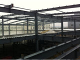 Здание стальной структуры пакгауза мастерской изготовления конструкции с Ce (SSF-001)