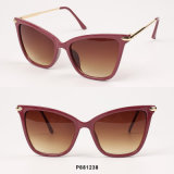 جديدة نساء [كت] نظّارات شمس مع معدن هيكل
