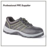 Zapatos de trabajo respirables de la seguridad del verano de la inyección de la PU