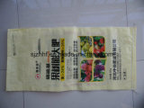 Saco tecido PP do fertilizante da alta qualidade 50kg
