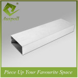 Деревянный декор из алюминия цвета перегородка за панелями подвесного потолка с ISO9001