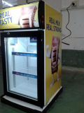 Eiscreme-Kühlraum