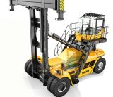Sany Sdcy80K7g Forklift vazio do recipiente do alimentador do recipiente de 8 toneladas