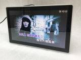 15.6-Inch LCD que hace publicidad del jugador, señalización de Digitaces