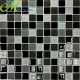Miatamia Quadrada Piscina mosaicos de tijolos de vidro 25*25mm