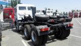 Beiben 6X4 10の車輪のトレーラーのトラクターのトラック