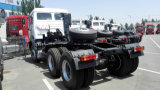 Beiben 6X4 10 Vrachtwagens van de Tractor van de Aanhangwagen van de Speculant