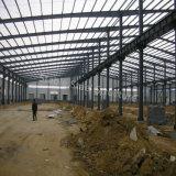 Construção de aço Prefab do padrão de ISO para a oficina