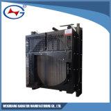 6135azld: El agua del radiador de aluminio para motor diesel